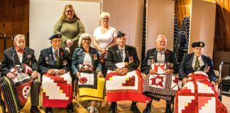 Quilts of Valour Legion
