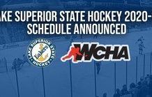 LSSU Lakers Hockey 2020 2021 Schedule