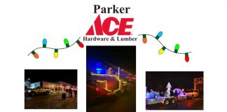 2020 Parker ACE Hardware Drive-By Parade of Lights