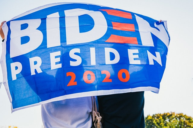 Joe Biden President Flag 2020