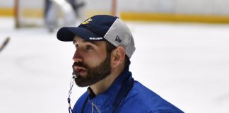 LSSU Lakers Hockey Coach