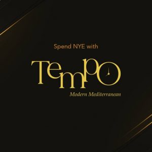 New Year's Eve at Tempo Modern Mediterranean‎