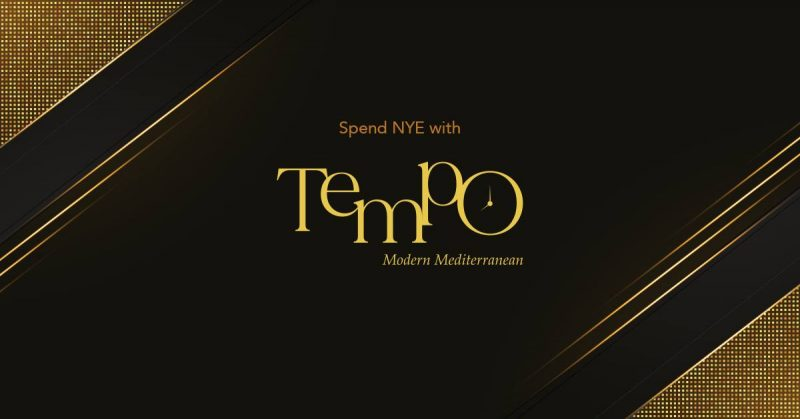New Year's Eve at Tempo Modern Mediterranean