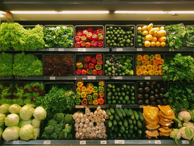 Vegetable Grocery Store