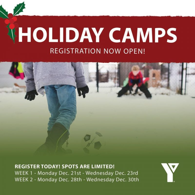 YMCA Holiday camps