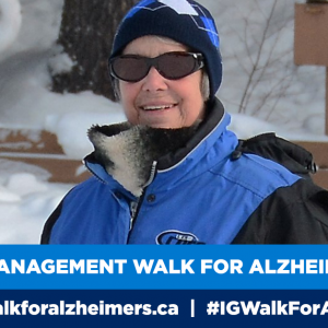 IG Wealth Management Walk for Alzheimer's 2021