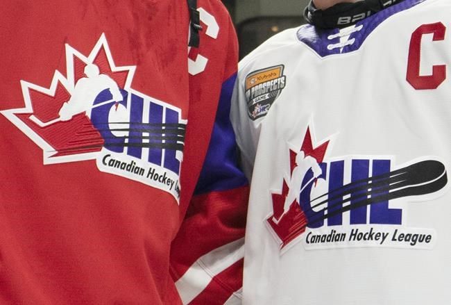 Canadian Hockey League Jerseys