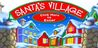Station Mall ~ Virtual Santa's Village