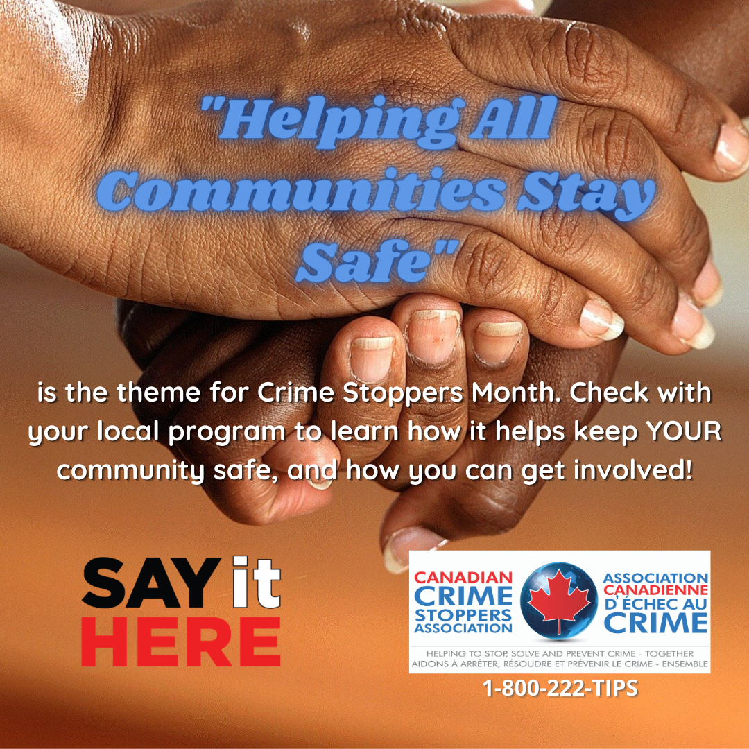 CCSA - HELPING ALL COMMUNITIES STAY SAFE