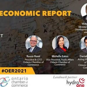2021 Ontario Economic Report Launch