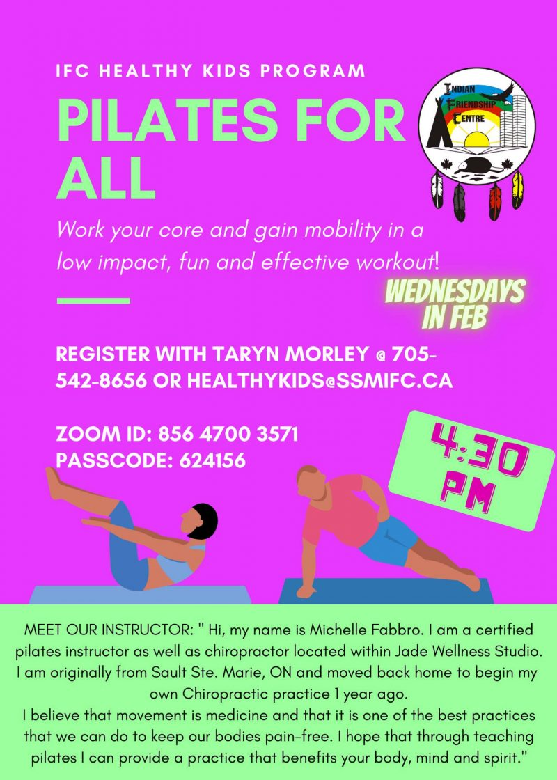 Pilates for All