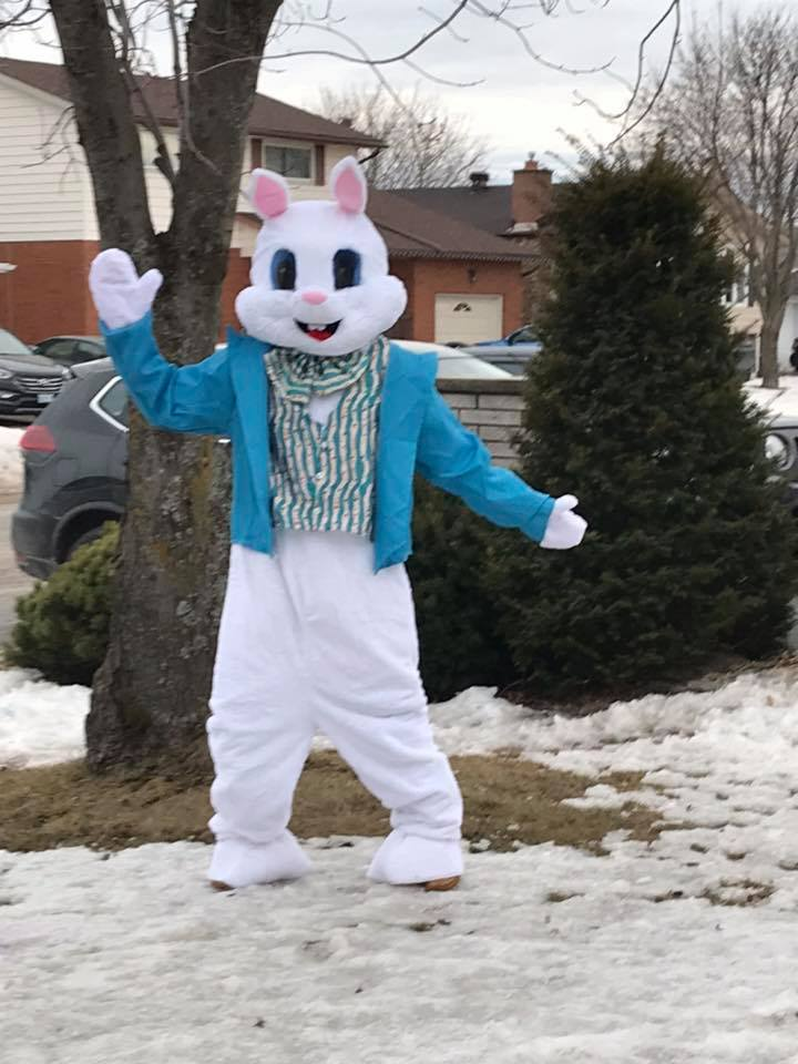 Easter Bunny Tour