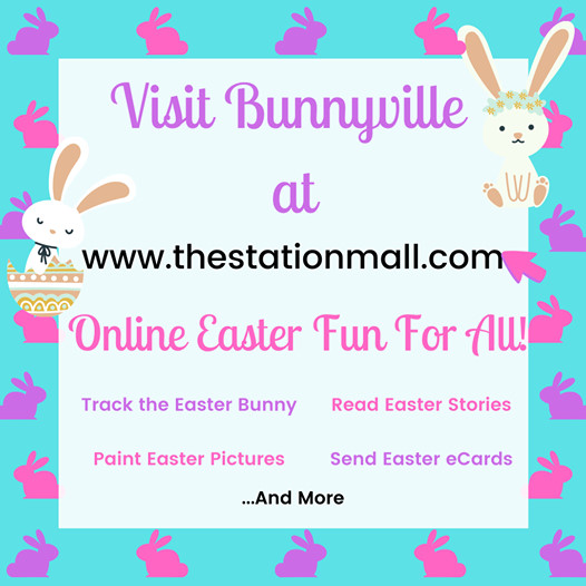Bunnyville at Station Mall