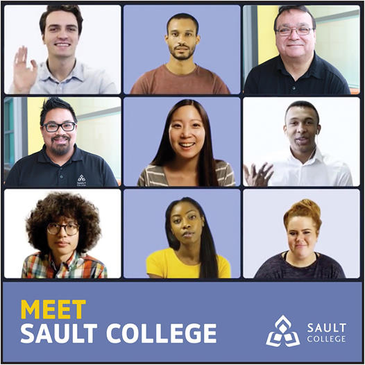 Sault College Virtual Spring Open House