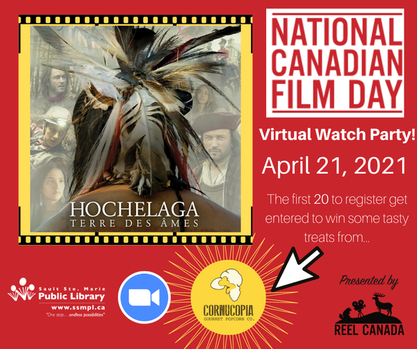 SSMPL National Canadian Film Day Watch Party
