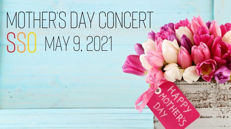 Sault Symphony Orchestra Virtual Mother's Day Concert