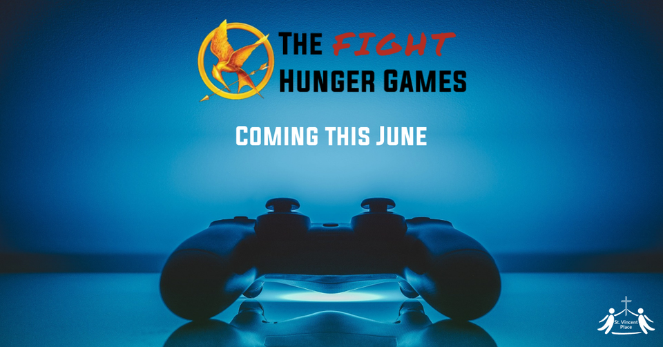 St. Vincent Place ~ The Fight Hunger Games 2.0