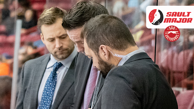 Soo Greyhounds Coach Mentorship